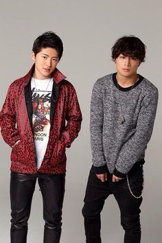 GENERATIONS from EXILE TRIBE 佐野玲於 Sano Reo & GENERATIONS from EXILE TRIBE / EXILE 白濱亜嵐 Shirahama Alan
