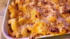 Lobster Mac & Cheese Recipe | The Chew - ABC.com