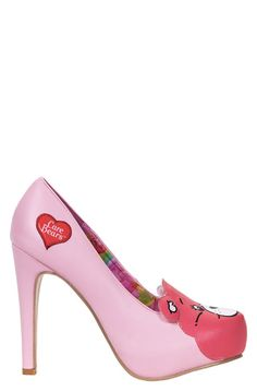 Care Bears high heel shoe PINK