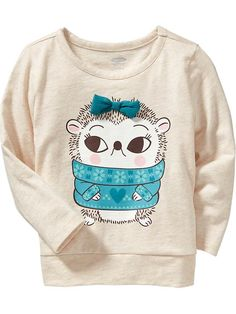 Critter-Graphic Tees for Baby Product Image
