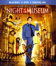 Shawn Levy (CHEAPER BY THE DOZEN, JUST MARRIED) directs the sequel of his hit film NIGHT AT THE MUSEUM. Night guard Larry Daley (Ben Stiller), now a successful entrepreneur, returns to the Museum of N