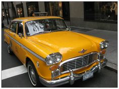 Checker,Taxis de Nueva York.