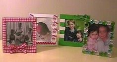 Cd picture frames