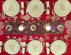 ❤ Mesa de Natal ❤By OS #mesadenatal #xmastable #centromesa (em Oficina dos Sentidos)
