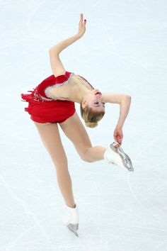 Gracie Gold - Short Program - Sochi 2014