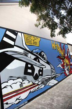 Lichtenstein style!