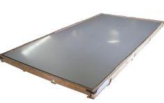 410 430 grade stainless steel plate/sheet for trash bins making