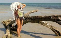 Tribull Unisex Scarf in Green Ombre. #tribull #tribullspirit #scarf #green #winter #love #ombre #fashion #bohemian #tribal