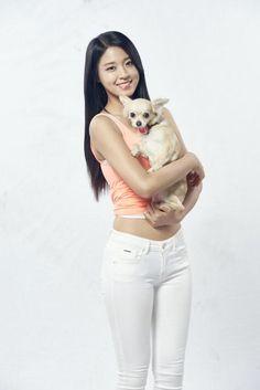 Seolhyun for SK Telecom T-Pet