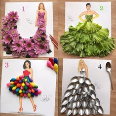 Nev-i Şahsına Münhasır by Edgar Artis Fashion Drawing Dresses, Fashion Illustration Dresses, Fashion Design Drawings, Fashion Sketches, Arte Fashion, Style Fashion, Art Drawings Sketches Simple, Quilling Designs, Creative Artwork