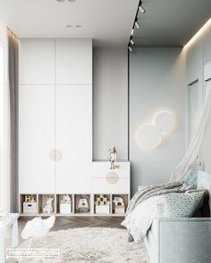 Bedroom Design Ideas For Kids Kids Bedroom Designs, Baby Room Design, Baby Room Decor, Chambre Nolan, Suites, Baby Kind, Küchen Design, Design Ideas, Apartment Interior