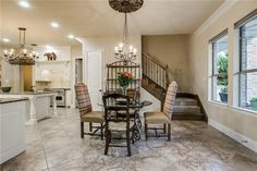 Sought after 2nd bdrm down,dual staircase,gourmet kit w-Viking appl,pull out spice rack   Flat for Sale   Gentle Creek- Prosper ISD