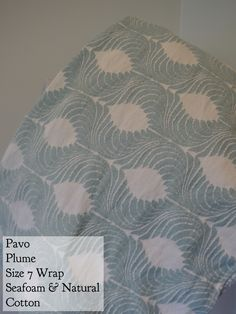 BWI of DC-MD-VA: Pavo Pavo Plume Cotton Size 7