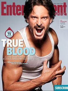 Countdown to 'True Blood' Season 5 Premiere -- Joe Manganiello as Alcide