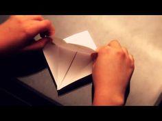 Grulla Origami - YouTube