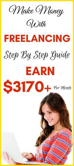 How to make money online from freelance jobs in 2017 ! I've always wanted a work from home job.Here is the best way to make money online and earn $3170+ Per Month! Click the the pin to see how >>>