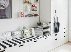Great Ikea inspirations - especially for little girls' rooms