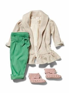 Baby Clothing: Baby Girl Clothing: We  Outfits | Gap