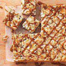Seven-Layer Bars, dream bars, magic bars: these are all derivations of the same decadently gooey, cookie-crusted treat.