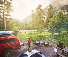 Camping in Colorado: Backpacking, Car Camping, Kid-Friendly, More