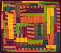 Quilt Seeks Home by poshdee, via Flickr