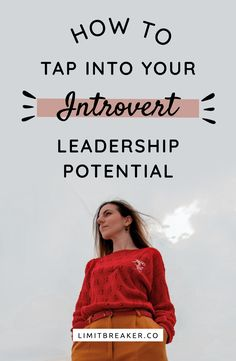 Introverts make great leaders in business and in life. So tap into your introvert leadership potential with these actionable tips.  #introverttips #introvert #introvertlife #businesstips #leadership #introvertcareers Self Development, Personal Development, Leadership Development, Business Entrepreneur, Business Tips, Introvert Activities, Authentic Leadership, Introvert Problems, Think Deeply