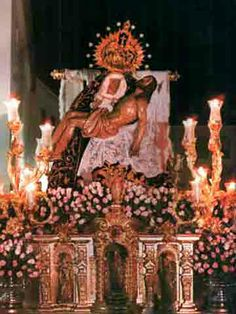 Semana Santa en Córdoba - Nuestra Sra. de las Angustias