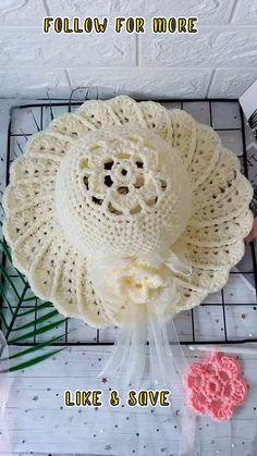 Crochet Bookmark Pattern, Crochet Purse Patterns, Crochet Bookmarks, Crochet Stitches, Knitting Baby Girl, Baby Girl Crochet, Crochet Baby Booties, Diy Crochet, Crochet Hats