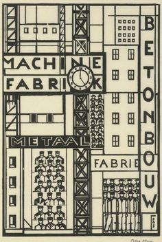 Peter Alma - Machinefabriek (1929)