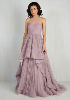 Heiress of Them All Maxi Dress