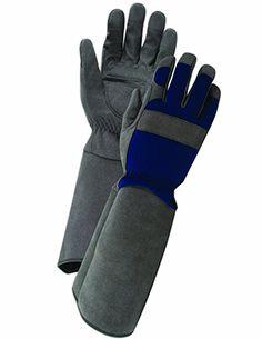2. Magid TE194T-L-Best Gardening Gloves