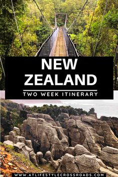 New Zealand 2 week itinerary - You might not be able to see all of New Zealand's best spots in just two weeks. But you can definitely make the most out of your time there! Here's my ultimate itinerary for two unforgettable weeks in New Zealand! New Zealand Itinerary, New Zealand Travel Guide, Honeymoon In New Zealand, Brisbane, Melbourne, Places To Travel, Travel Destinations, Places To Visit, Holiday Destinations
