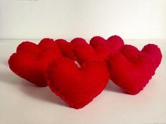 Porta Guardanapo de Coração