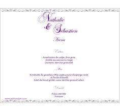tutoriel menu de mariage photophore menu de mariage photophore et menus. Black Bedroom Furniture Sets. Home Design Ideas