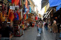 Pictures of Greece - Athens-0036 - shopping streets, Monastiraki