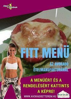 Az evést élvezni kell! Diétás étrend másként. :: Fitten-pozitívan :) Fitt, Granola, Casserole, Menu, Menu Board Design, Muesli, Casseroles