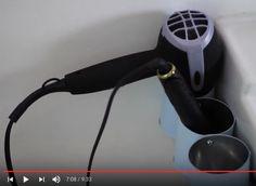 Hot Tools aufbewahren :) DIY