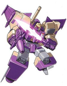 Blitzwing - Veronica