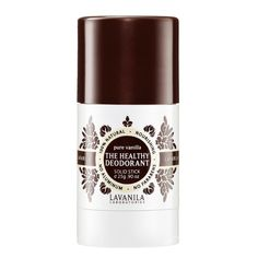 All natural deodorant needn't smell crunchy. Case in point: this fabulously scented, Heathy Deodorant from Lavanila that will truly make you a convert.