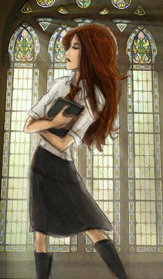 Lily Evans by *Hillary-CW on deviantART