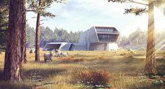Проект индивидуального жилого дома / Residential House Project