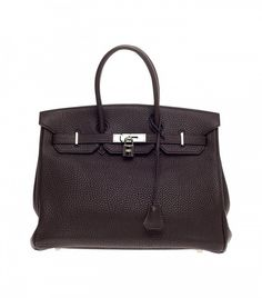 dcf3a0429c Hermes Birkin Chocolate Togo Bag Most Popular Shoes