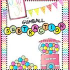 A fun way to practice subtraction facts using a gumball machine theme. This download has three ways to practice subtraction facts- workstation acti...