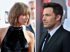 Νέο ζευγάρι; Κάτι τρέχει ανάμεσα στον Ben Affleck και την Taylor Swift