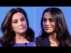 (189) 10 ways Kate Middleton and Meghan Markle are nothing alike - YouTube