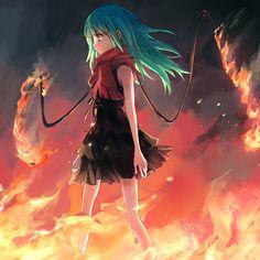 """Kayano Kaede""  I am loving this anime rn"