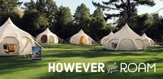 Lotus Belle Tents -Specialists in glamping tents.