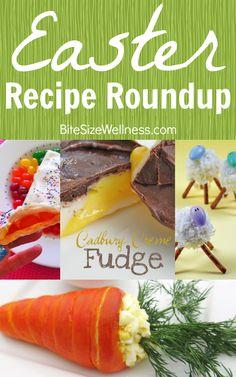 Easter recipe inspiration!!! BiteSizeWellness.com