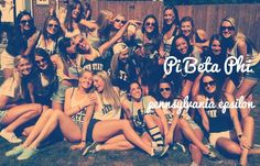 Pi Beta Phi #PiPhi #PennState