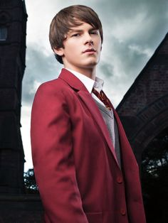 House of Anubis (TV show) Brad Kavanagh as Fabian hot. He's gotten angrier and more on edge without Nina though....